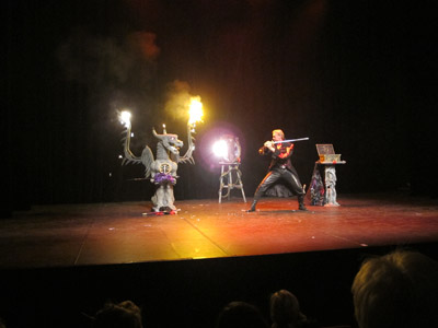Spectacle de magie 51